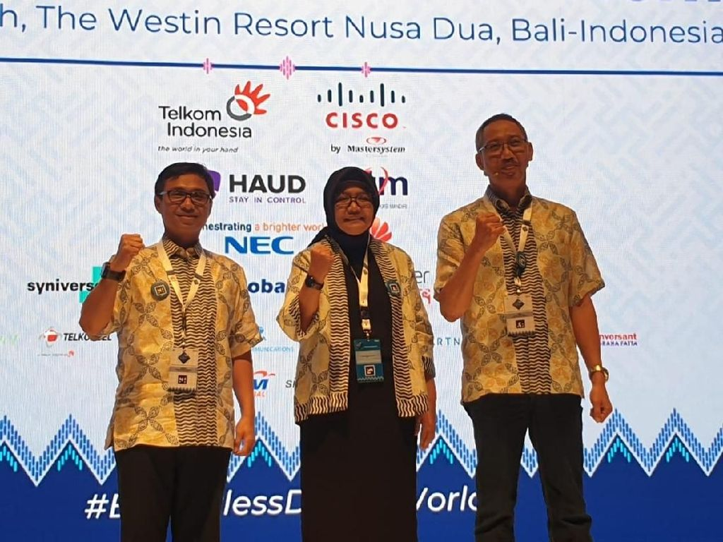 Telin Jajakan Potensi Digital Indonesia ke Pasar Global
