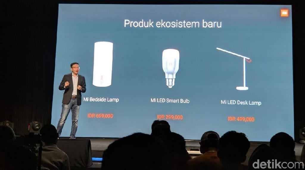 Xiaomi Bawa Banyak Perangkat Anyar Temani Redmi Note 7