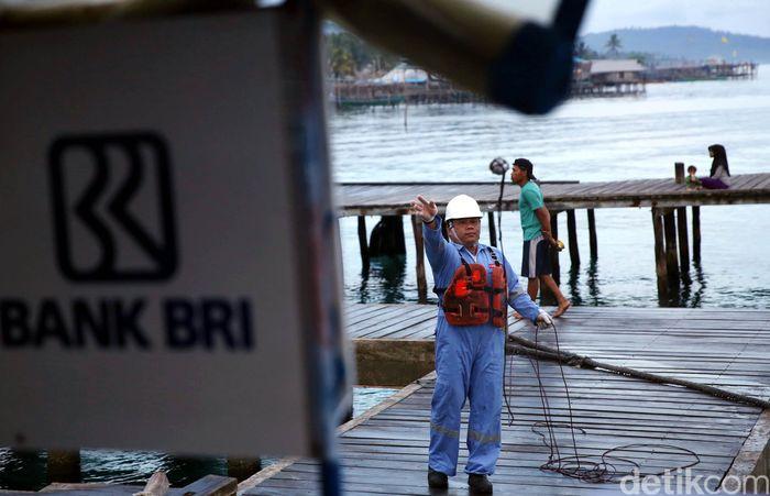 PT Bank Rakyat Indonesia (BRI) Tbk kini siap memberikan layanan perbankan kepada masyarakat hingga ke pulau terluar di pelosok negeri melalui Teras BRI Kapal Bahtera Seva.