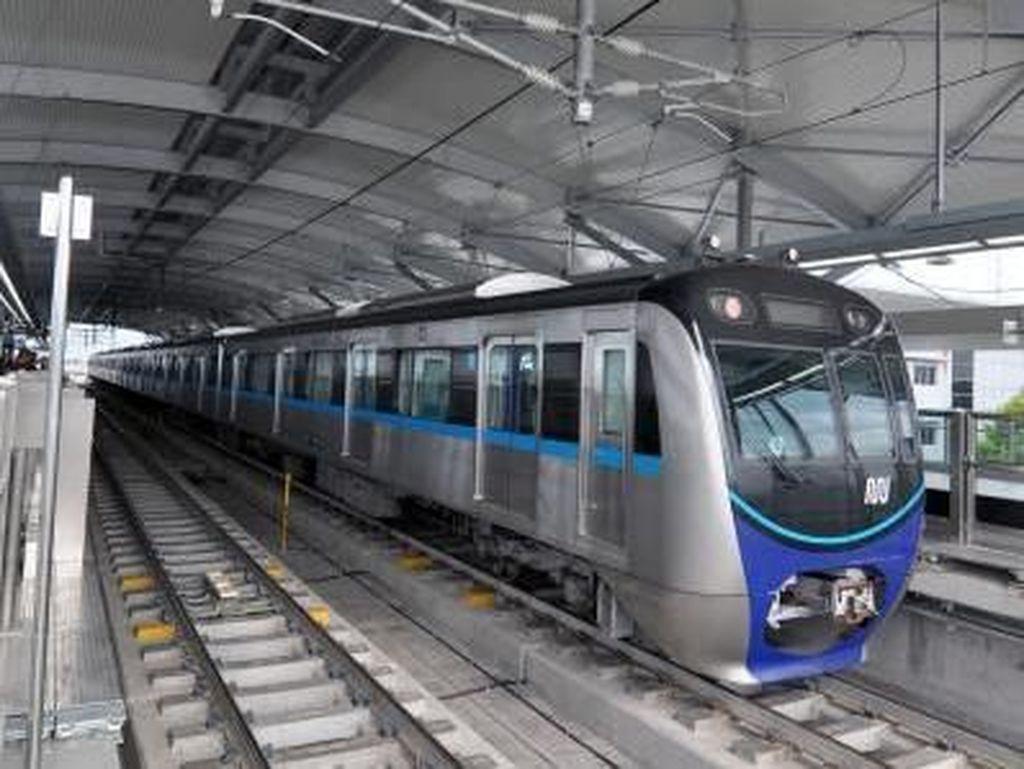 Cerita Warga Jakarta Rasakan Gempa di MRT