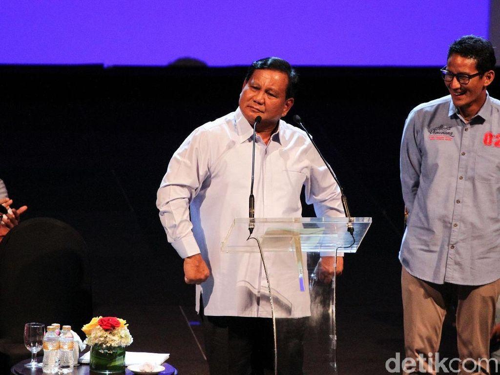 Tanpa Persiapan Khusus, BPN Yakin Prabowo-Sandi Unggul di Debat Pamungkas