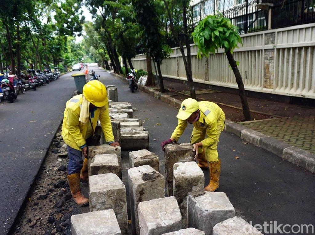Akhirnya! Jalan Prof M Yamin Menteng akan Dibuka Kembali untuk Umum