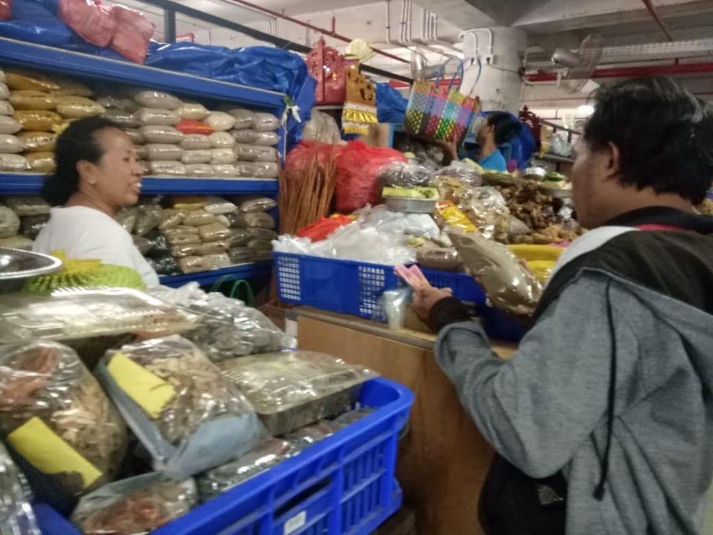 Menengok Pasar Badung Bali yang Bakal Diresmikan Jokowi Besok