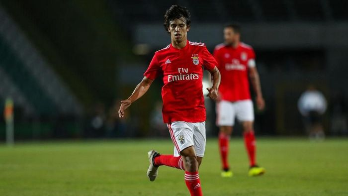 Pemain Benfica, Joao Felix. (Foto: Carlos Rodrigues/Getty Images)