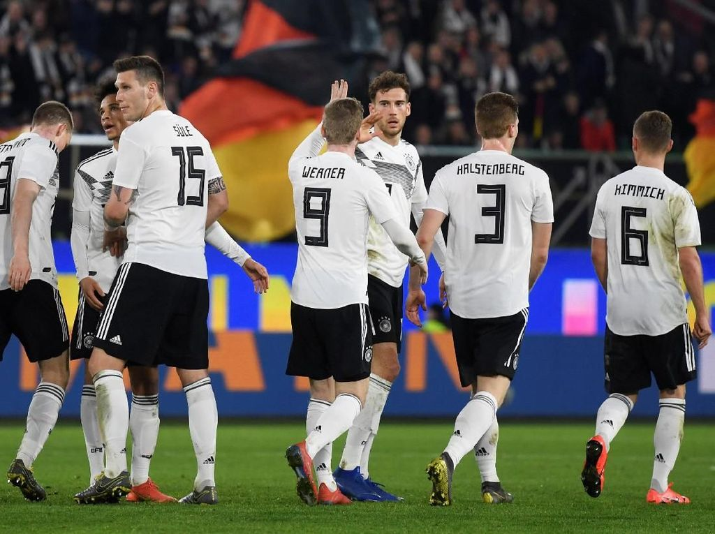 Hasil Seri Mengawali Era Baru Jerman