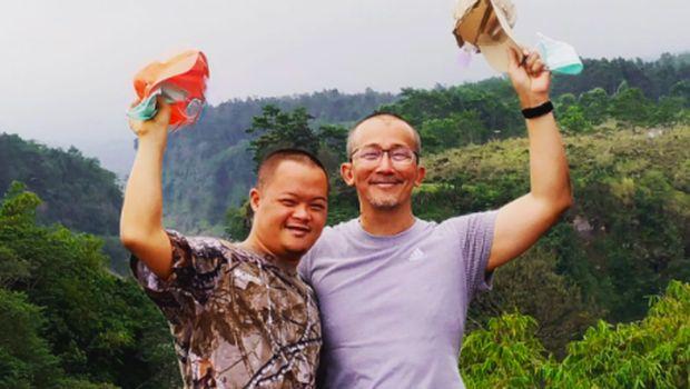 Jeffrey Ong dan Defrey