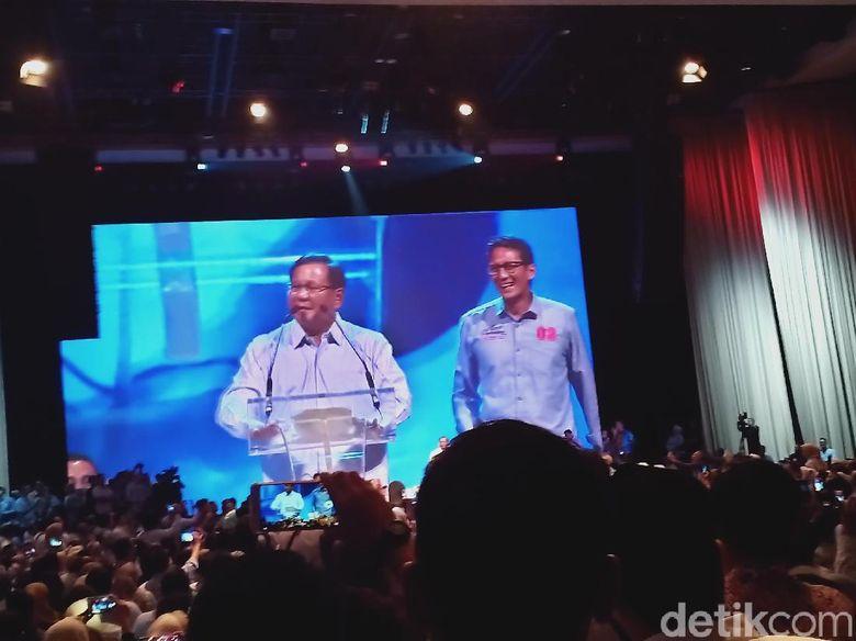 Saat Prabowo Ralat Ucapan soal Pemimpin Bodoh
