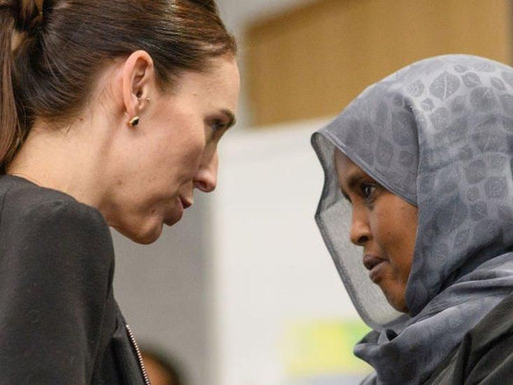 Teror Masjid, PM New Zealand: Pelaku Belajar Ideologinya di Tempat Lain