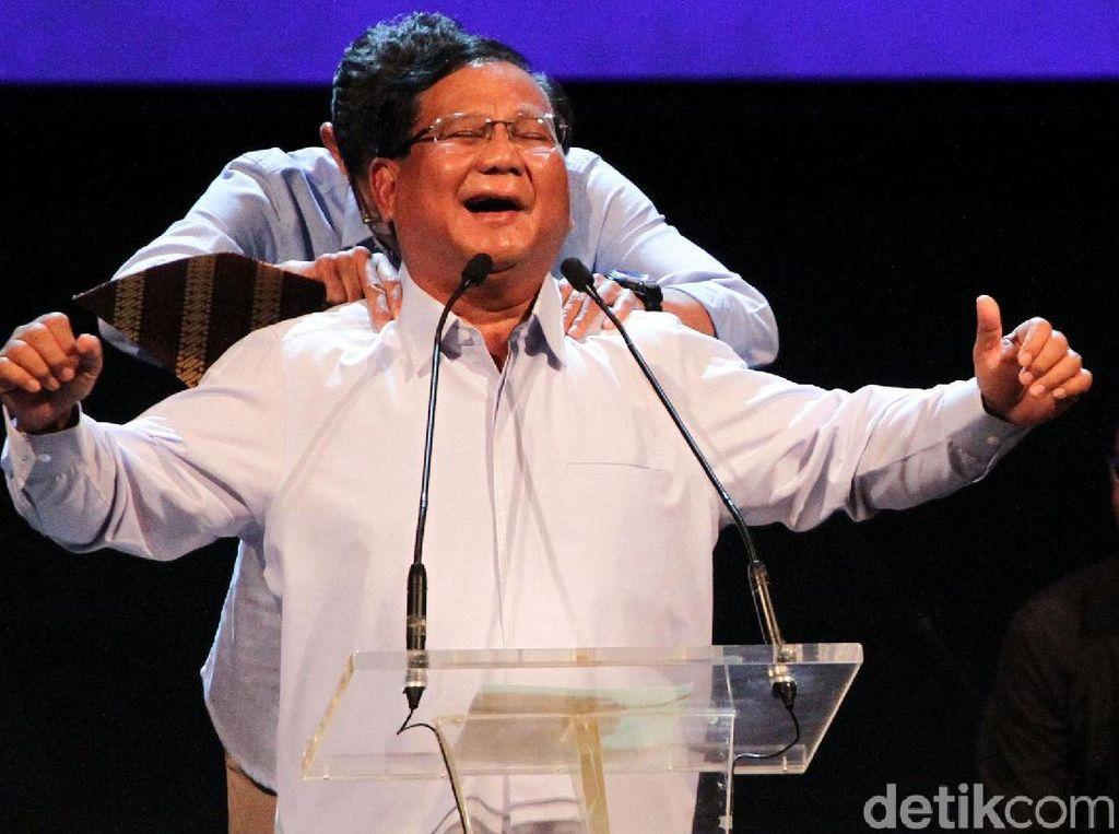 Prabowo-Sandi Satu Suara: Minta Pendukung Tak Putus Asa
