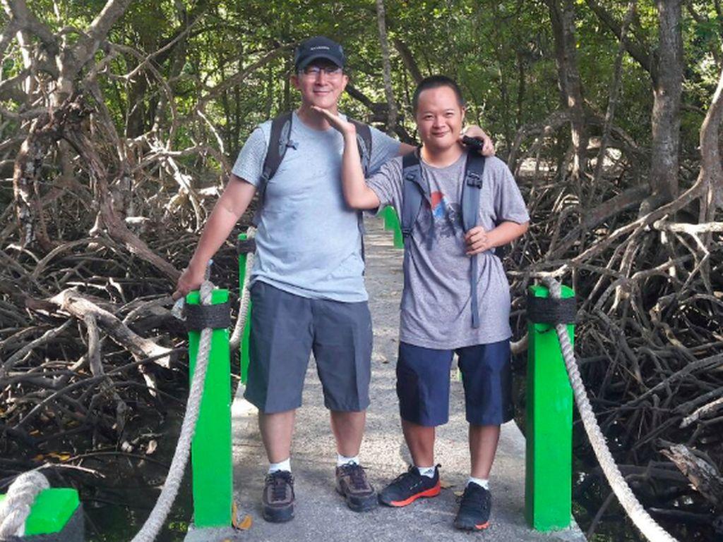 Cerita Jeffrey Ong, Single Father yang Merawat Anak Down Syndrome