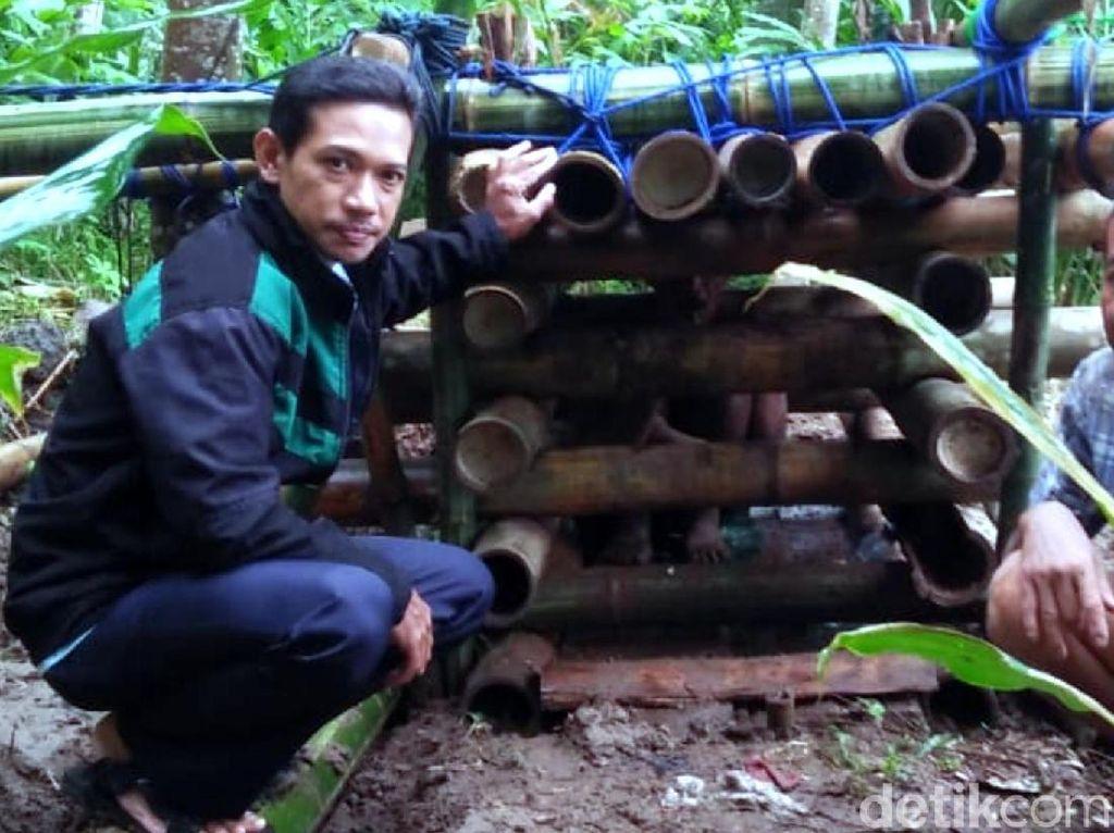 Balada Timses Menangkan Bupati Cianjur Berakhir di Pasungan