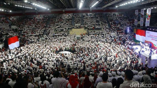 Jokowi Hadiri Deklarasi '10.000 Pengusaha'