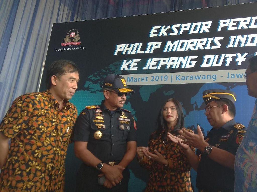 Kejar Surplus Neraca Dagang, Pemerintah Dorong Ekspor Produk Tembakau
