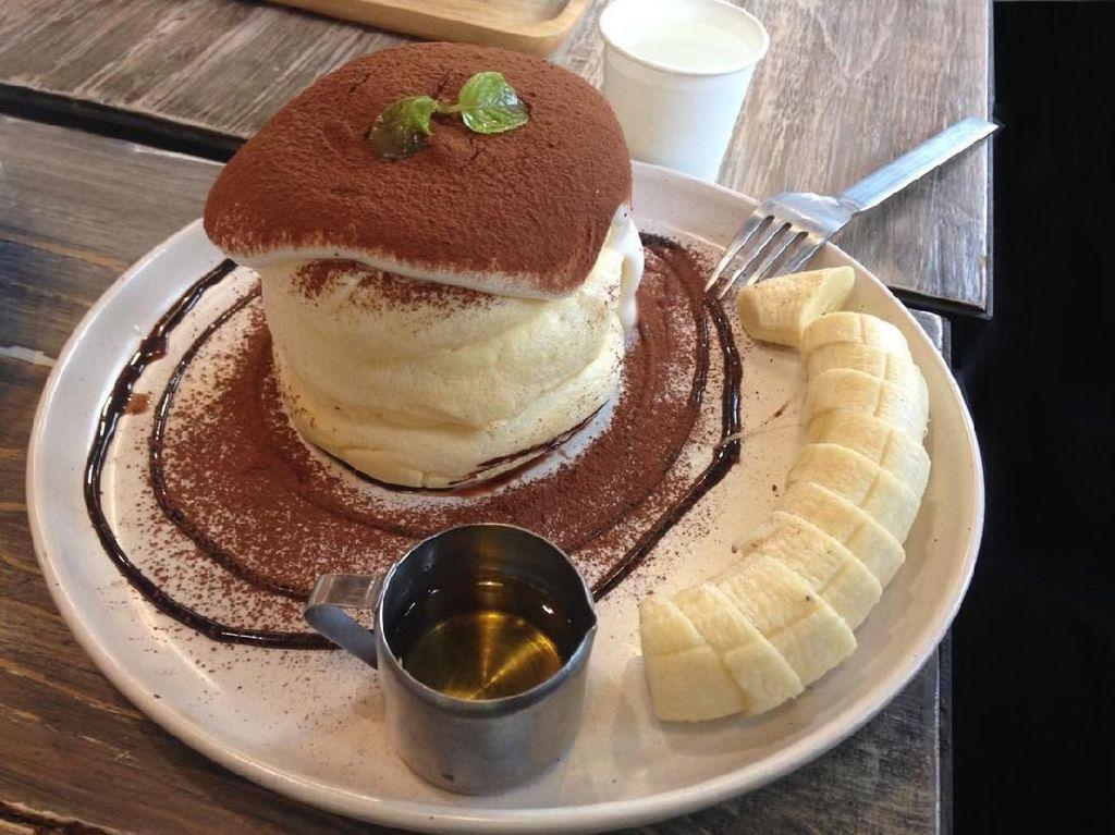 Diawali dengan Dorayaki, Jajanan  Pancake a la Jepang Makin Hits