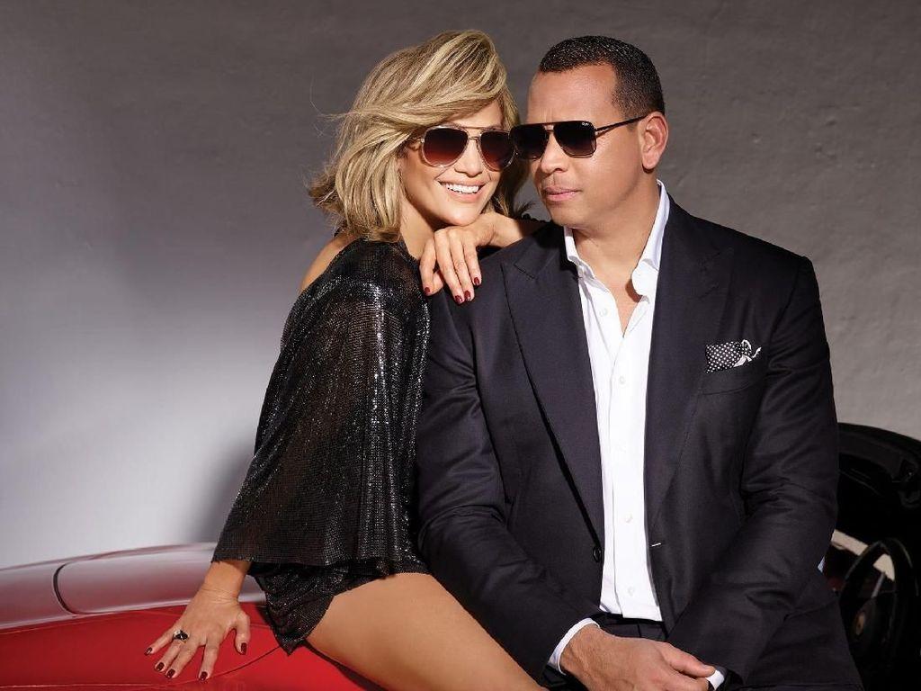 Buat Sensasi, Model Playboy Ngaku Jadi Selingkuhan Tunangan J.Lo