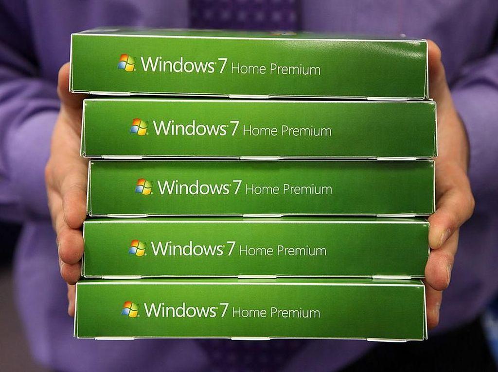 Microsoft Mulai Hitung Mundur Menuju Akhir Riwayat Windows 7