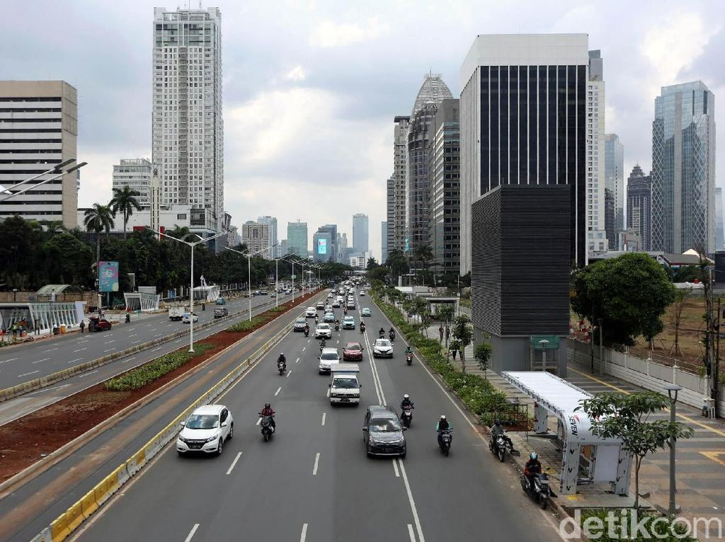 Atasi Polusi, Usia Kendaraan Umum Dibatasi Sampai 10 Tahun