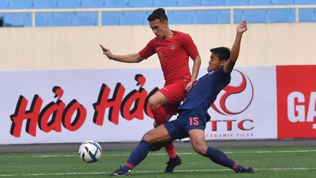 LIVE REPORT: Thailand vs Indonesia di SEA Games 2019
