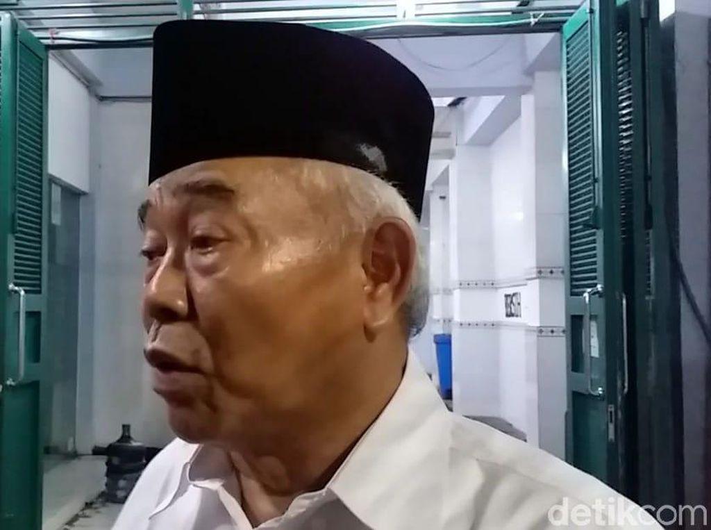 Kiai Asep Bantah Rommy Soal Rekomendasi Kakanwil Kemenag Jatim