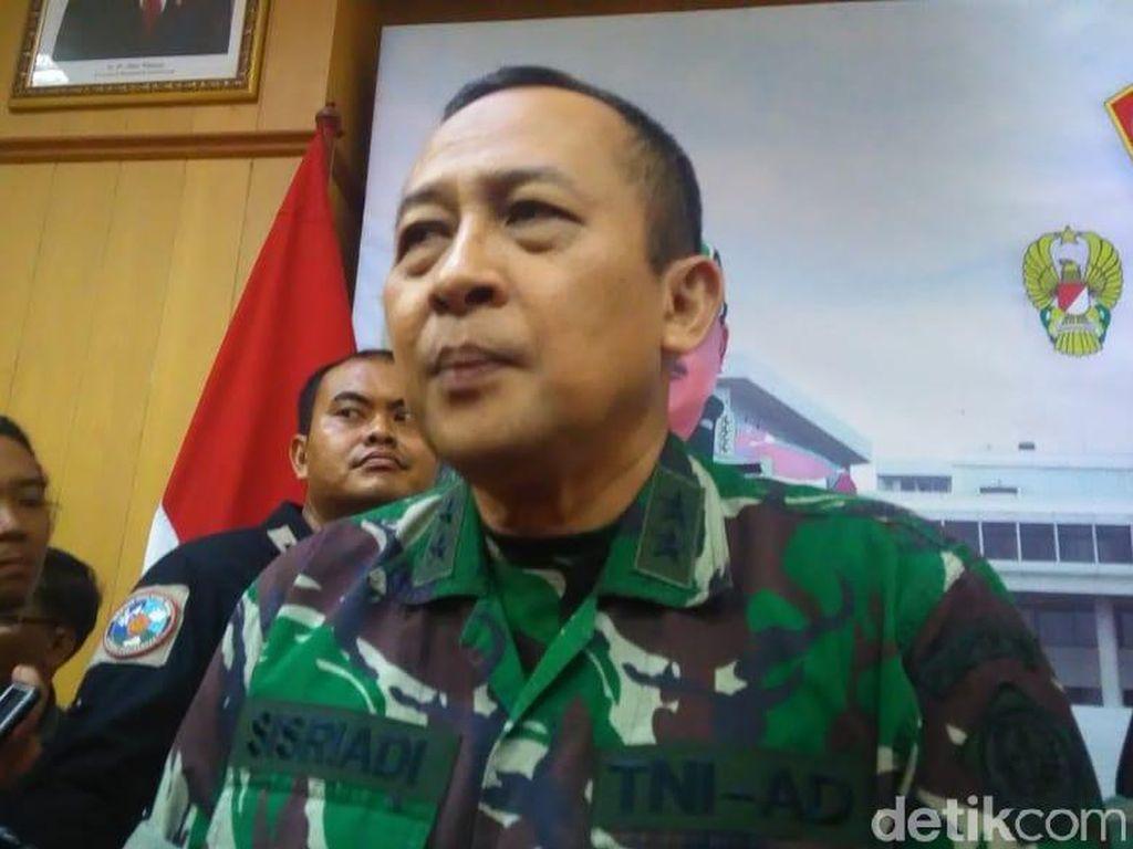 TNI Jelaskan Unsur Pelaksana Komando Operasi Khusus Bentukan Jokowi