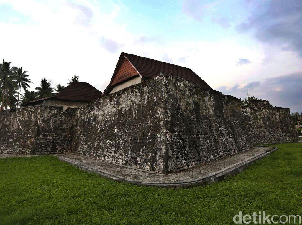 Potret Benteng Barnaveld yang Jadi Rebutan 3 Negara Eropa