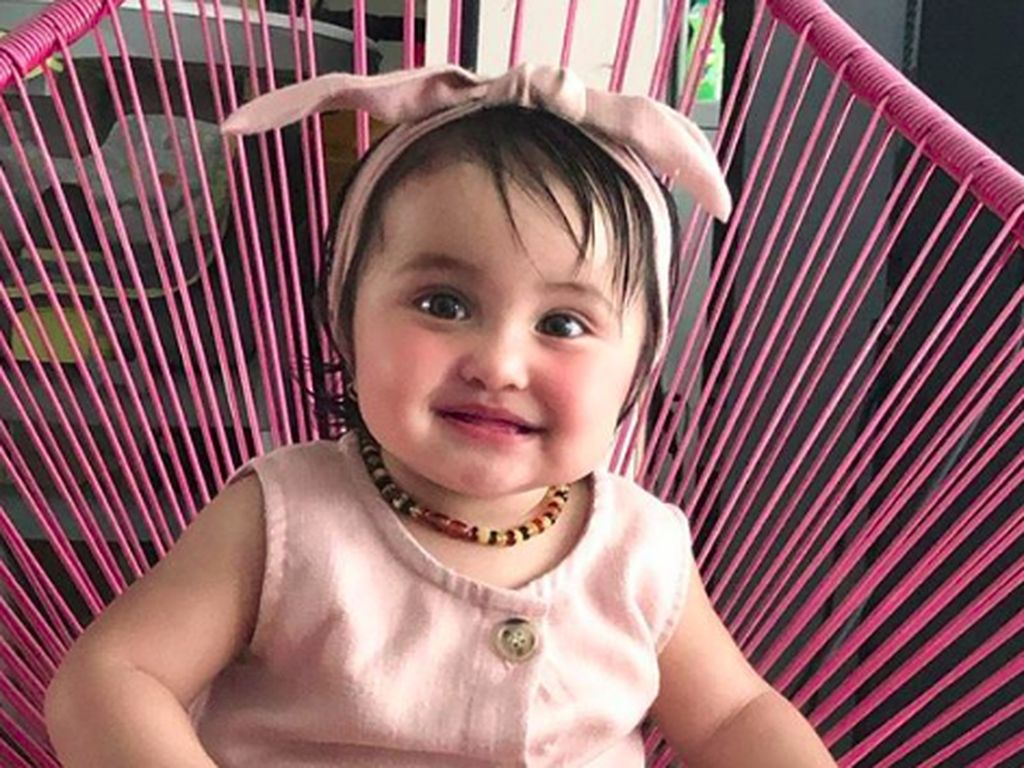 Aih! Gemasnya Kylie Zhivanna, Putri Kecil Andi Soraya