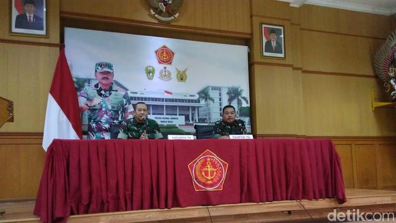 Viral Mobil Berpelat Dinas Angkut Logistik Acara Prabowo, Ini Penjelasan TNI