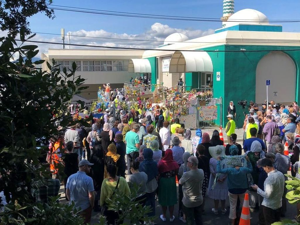 Masjid di Christchurch Dijaga Ketat, Pastikan Ramadhan Aman