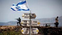 Trump Akui Dataran Tinggi Golan Sebagai Milik Israel