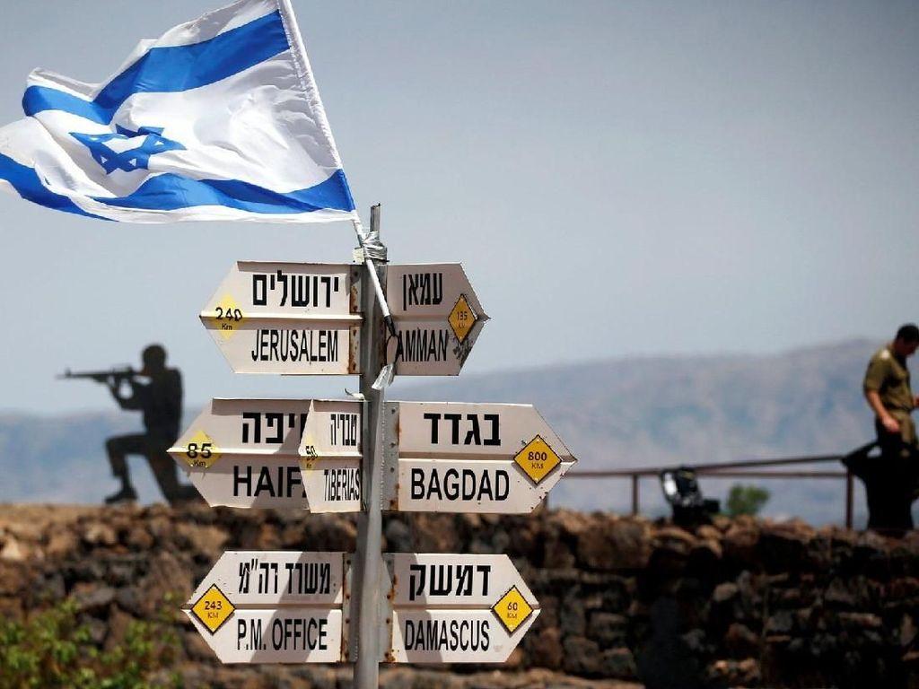 70 Tahun Lalu, Parlemen Israel Klaim Yerusalem sebagai Ibu Kotanya