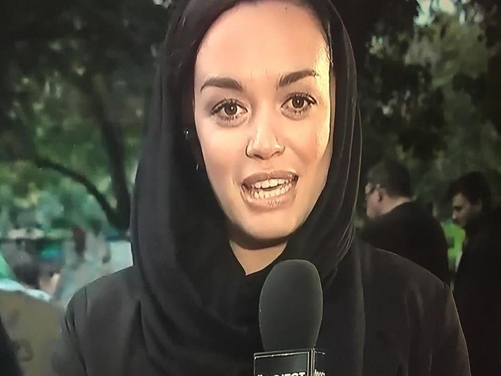 Aksi Solidaritas, Ini Gaya Polisi hingga Wartawan Pakai Hijab di New Zealand
