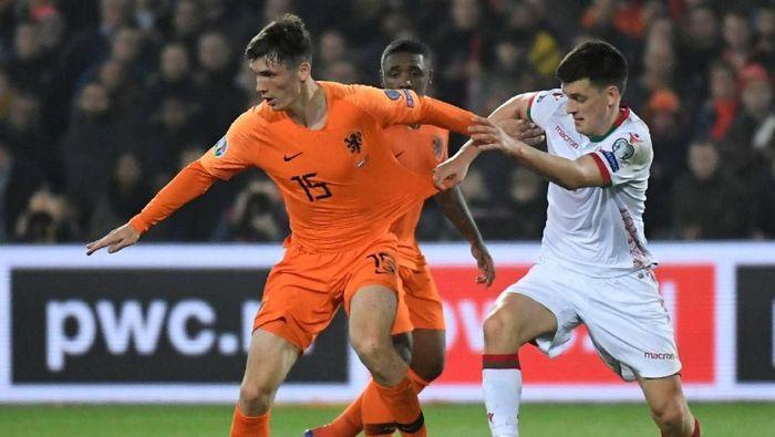 Belanda akan menghadapi Jerman di Kualifikasi Piala Eropa 2020. (Foto: Reuters)