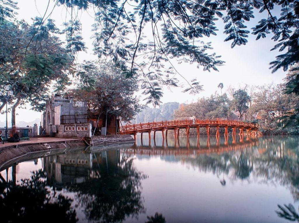 Hanoi yang Indah Tempat Pertandingan Kualifikasi Piala Asia U-23