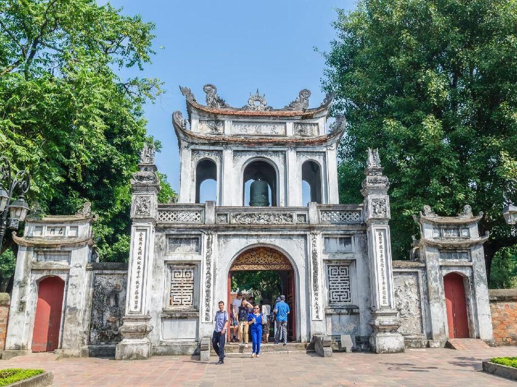 Foto: Rekomendasi Tempat Wisata Wajib di Hanoi