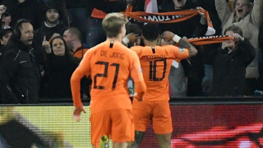 Awal Meyakinkan Belanda