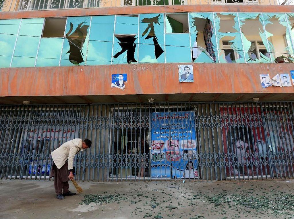 18 Orang Tewas dan 145 Terluka dalam Serangan Bom Taliban