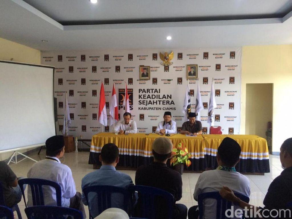 Pelantikan Bupati Ciamis Ditunda, PKS Khawatir Timbul Gejolak