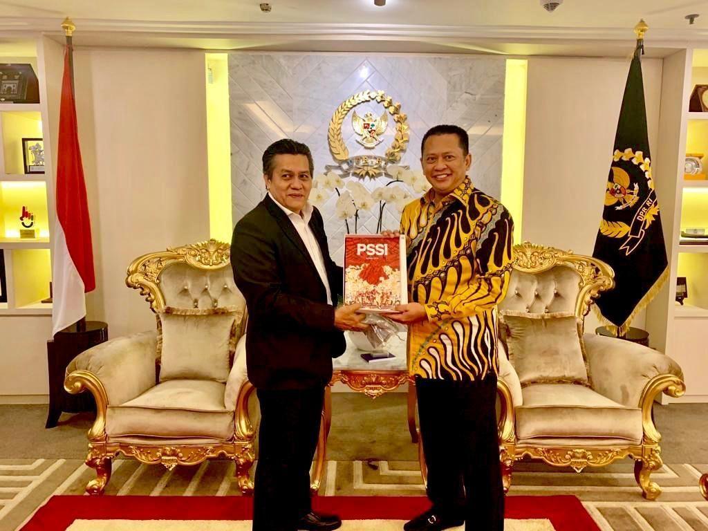 Jelang Indonesia Vs Thailand, Bamsoet Harap Timnas Tampil Maksimal