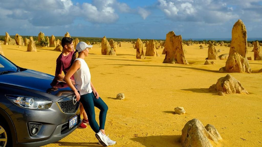 Foto: Rute Wisata Road Trip di Australia Barat