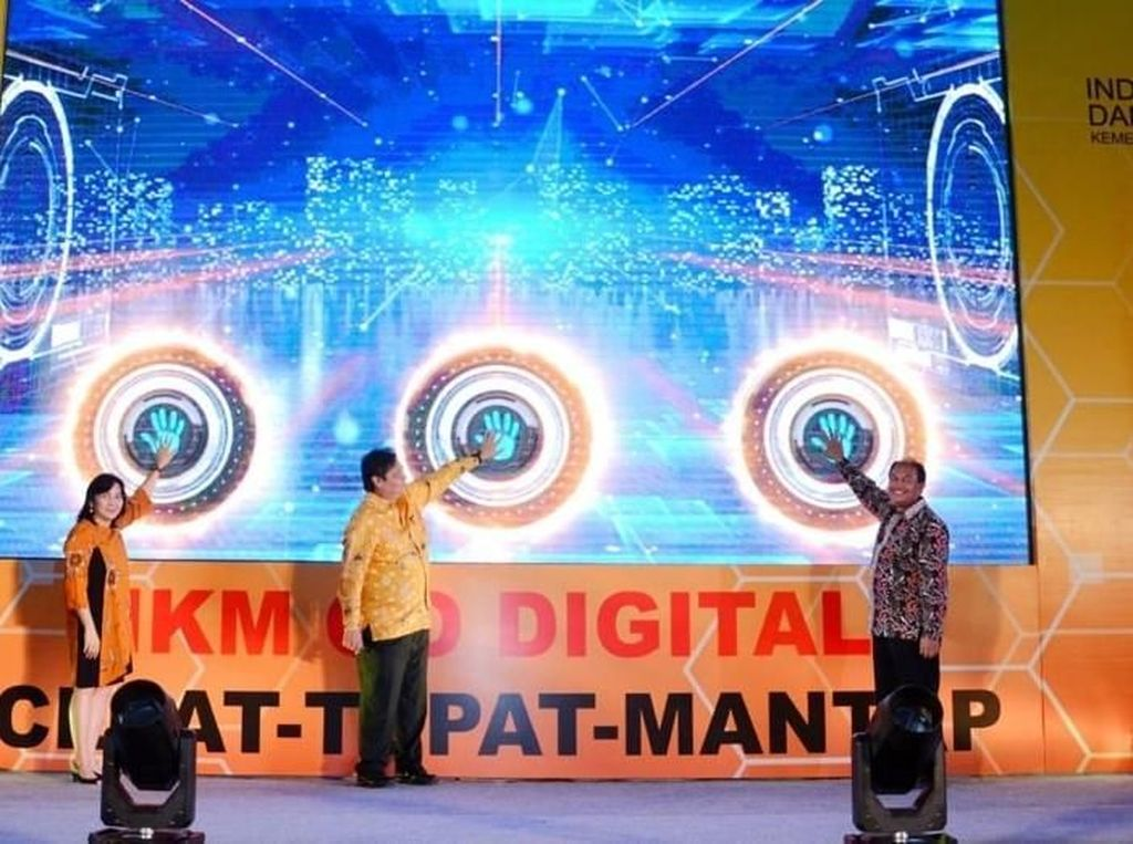 Agar Berdaya Saing Global, IKM Diajak Go Digital Via Program e-Smart