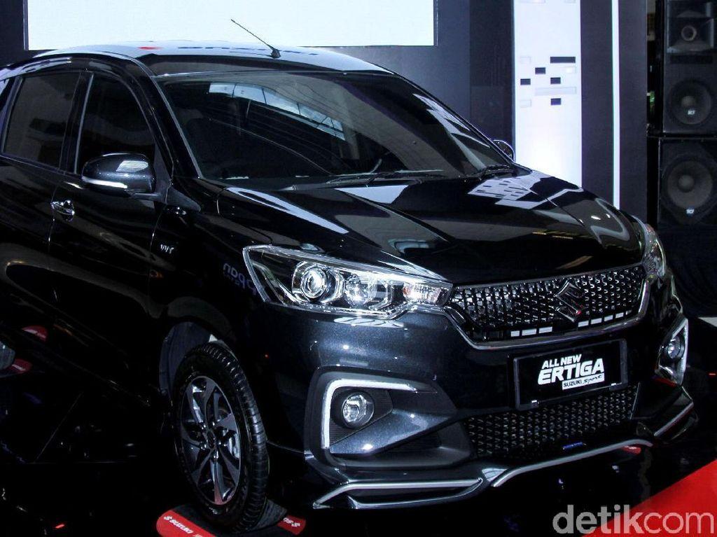 Suzuki Ertiga Sport Bukan untuk Gantikan Dreza