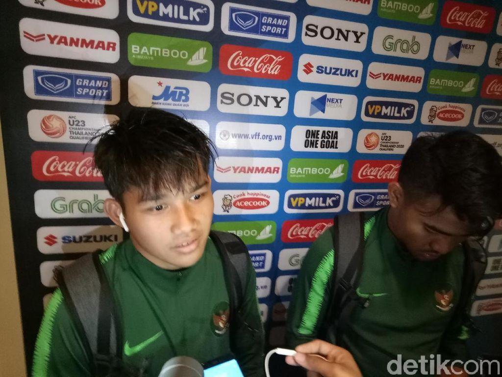 Dihantam Thailand 0-4, Witan: Kami Enggak Fokus Sejak Awal Hingga Akhir