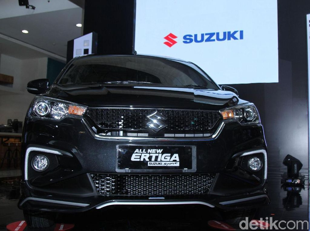 Suzuki Made In Indonesia Makin Laris di Oktober
