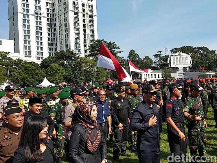 Ridwan Kamil Yakin Pemilu 2019 di Jabar Berlangsung Damai