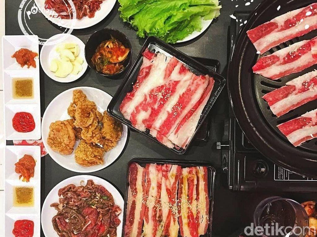 Makan Sepuasnya BBQ Daging Wagyu dengan Harga Terjangkau di Sini