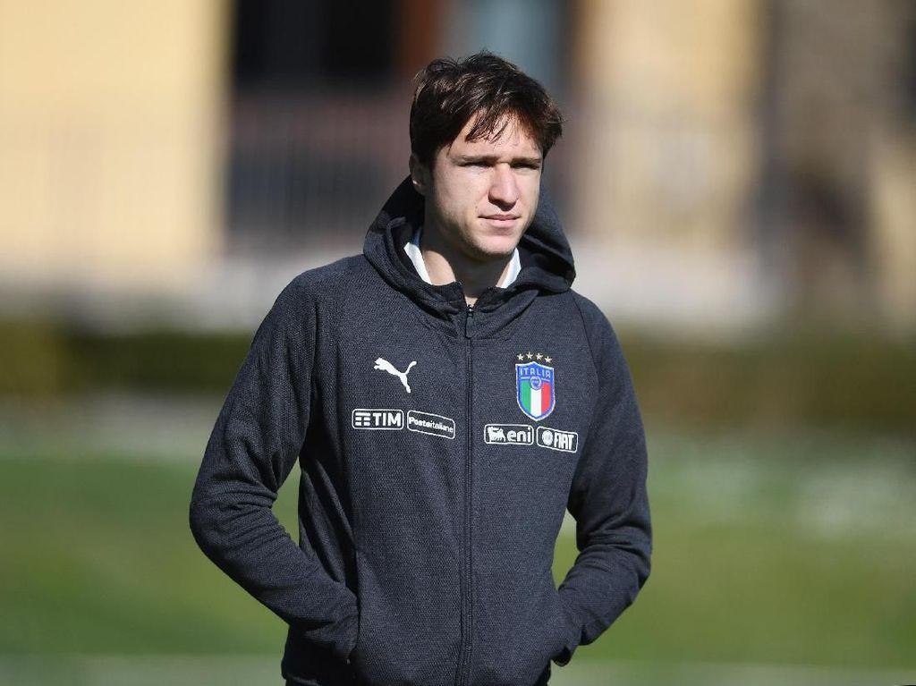 Fiorentina Tanggapi Ketertarikan Inter Milan pada Federico Chiesa