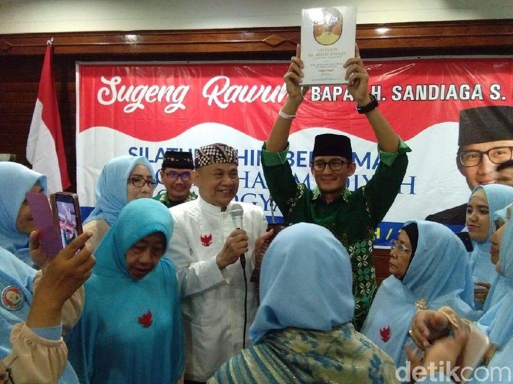 Keluarga Besar KH Ahmad Dahlan Tegaskan Dukungan ke Prabowo-Sandi
