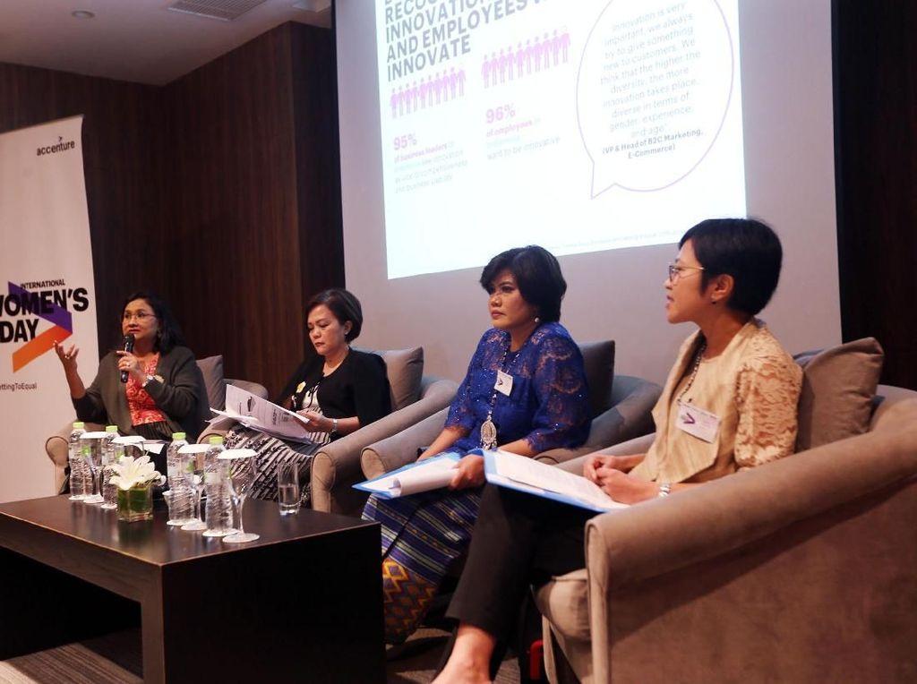 Riset Budaya Kesetaraan Tingkatkan Inovasi