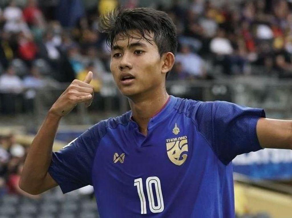 Kecil-Kecil Cabe Rawit, Suphanat Mueanta Mengancam Timnas Indonesia U-23