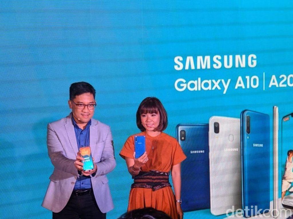 Galaxy A30 & A50 Mendarat di Indonesia, Ini Harganya